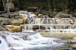 Вьетнам. Далат. Желтый водопад