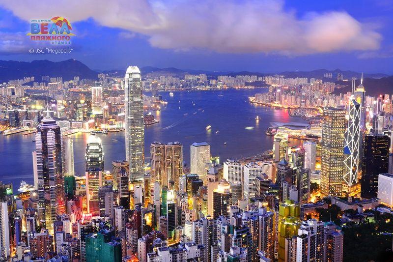 e9baaa564084 Гонконг. Туры в Гонконг. Карта Гонконга.