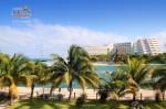 Мексиканская лагуна. Канкун. Карибское море