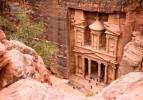 Иордания. Крепость Петра